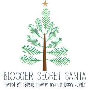 blogger-secret-santa-logo